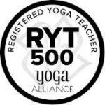 Registered Yoga Teachers logo